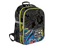 Рюкзак EVA крышка с замком. Размер: 39 х 28 х 15 см. Seventeen Граффити