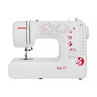 Бытовая швейная машина JANOME MX 77