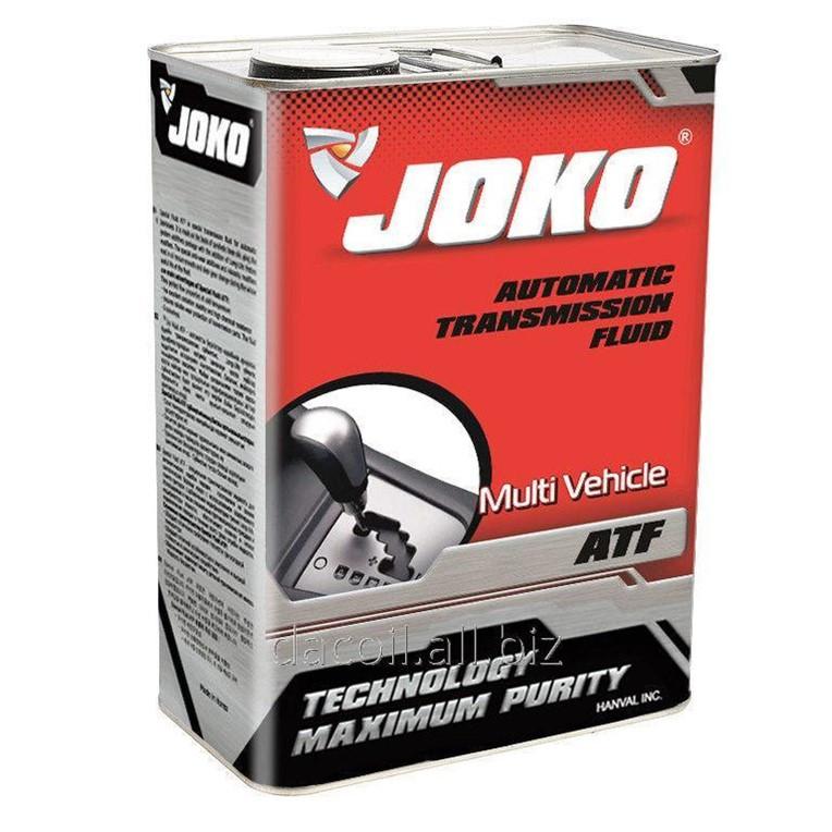 Трансмиссионное масло для АКПП JOKO ATF Multi Vehicle 4L