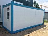 Жилые сборно-разборные блок контейнера в Алматы цена., фото 2