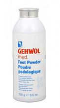 Пудра Геволь-мед-противогрибковая Foot powder 100 гр.