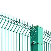 Панели ограждения из стальных прутьев, с ребрами жесткости. СТ 923-1910-07-ТОО-02-2014, фото 1