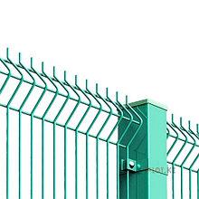 Панели ограждения из стальных прутьев, с ребрами жесткости. СТ 923-1910-07-ТОО-02-2014