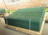 Панели ограждения из стальных прутьев, с ребрами жесткости. СТ 923-1910-07-ТОО-02-2014, фото 5