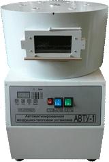 Автоматизированная воздушно-тепловая установка для измерения влажности зерна и зернопродуктов АВТУ-1