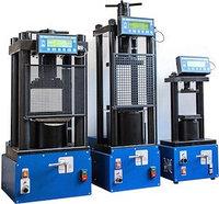 Пресс малогабаритный для испытания бетона ПГМ-500МГ4 500кН/50тн