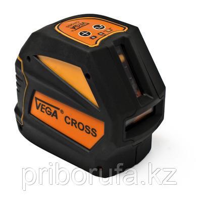 Нивелир лазерный Vega CROSS