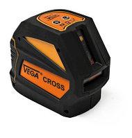 Нивелир лазерный Vega CROSS, фото 1
