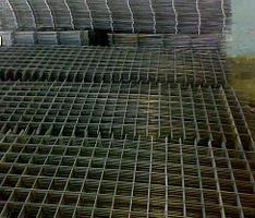 Сетка для сейсмообвязки зданий, из горячекатаной проволоки ГОСТ 2590-88