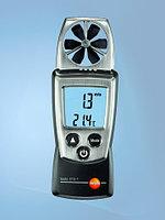 Testo 410-1 - Карманный анемометр с крыльчаткой, фото 1