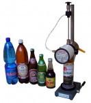 Оборудование для определения содержания СО2 в пиве в бутылках и объёма остаточного воздуха в горловине бутылки