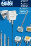 Трансмиттеры HD29 – серии преобразователей для прямого измерения в трубопроводах