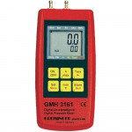 Вакуумметр и барометр цифровой GMH 3161-12, вкл. Датчик (0 ... 1300 мбар абс.)