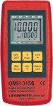 Манометр измерения двойного давления GMH 3156-ex с встроенным сигнализацией и функцией регистратора данных