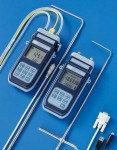 Микроманометры – термометры HD2114P.0 и HD 2114P.2 для определения скорости воздуха и величины расхода