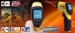 Пирометр - бесконтактный термометр ТР6
