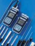Кондуктометр – рН-метр – термометр HD2156.1 для измерения pH, мВ, электропроводимости, сопротивления жидкости