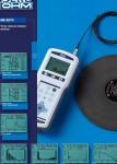Портативный анализатор вибраций HD2070