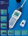 Шумомер и спектроанализатор HD2110L