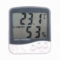 Цифровой гигрометр с термометром