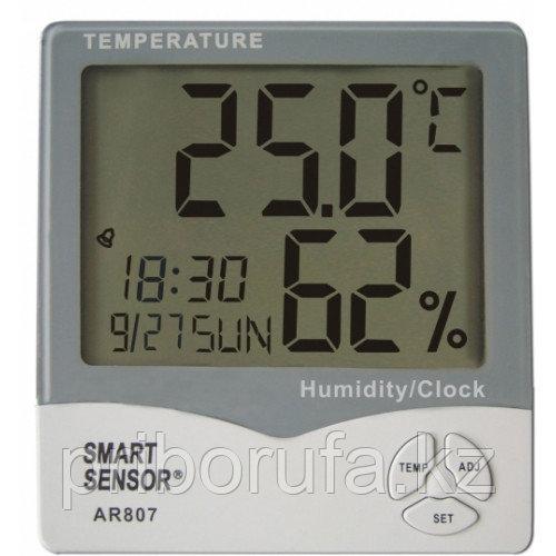 Термогигрометр метео-станция