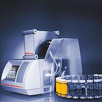 Комбинированная система для измерения плотности и коэффициента преломления жидкостей