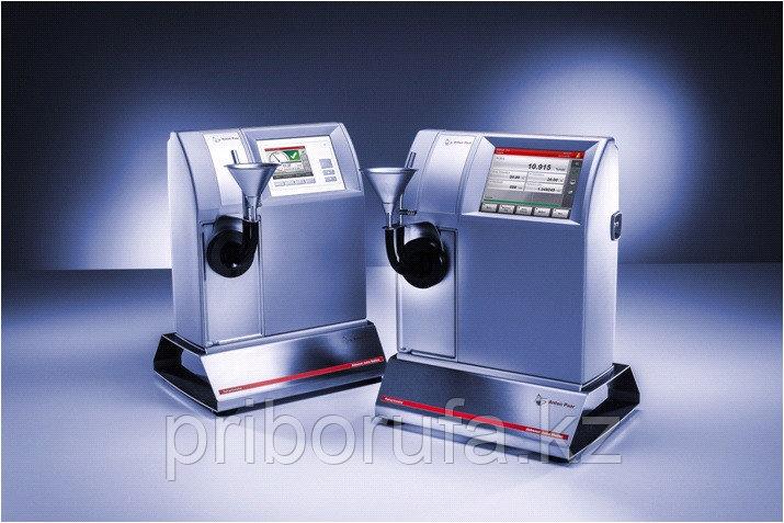Соковая станция Abbemat - измерение коэффициента преломления напитков с содержанием пульпы