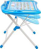 Набор детской складной мебели Ника Азбука NKP1/1  (стол+мягк стул), фото 2