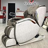 Массажное кресло Casada Hilton III Cream, фото 5