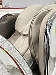 Массажное кресло Casada Hilton III Cream, фото 6