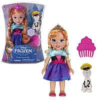 Кукла Холодное Сердце 15 см с Олафом