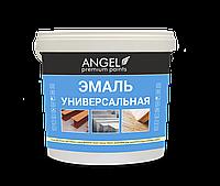 """Эмаль акриловая  """"Angel""""  Универсальная  0,9 кг"""