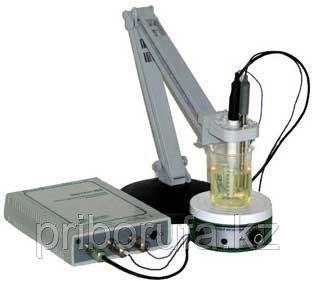 Вольтамперометрический анализатор (полярограф) «Экотест-ВА»