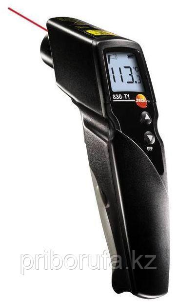 Testo 830-T1 - Инфракрасный термометр с лазерным целеуказателем (оптика 10:1)