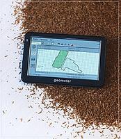 GPS ГеоМетр - прибор для измерения площади, периметра, расстояний и отметки важных мест