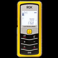 Лазерная рулетка RGK D40, фото 1