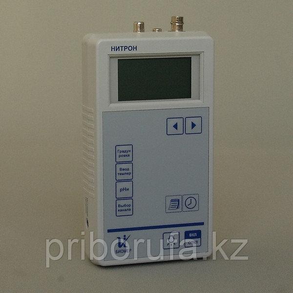 Рh-метр Нитрон с электродом и поверкой