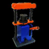 Пресс ручной лабораторный для отжима подсолнечника