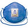 Противоаэрозольный респиратор 3М 9926, 2-й степени защиты с дополнительной защитой от кислых газов (с клапаном