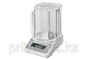 Весы аналитические HR-250AZG, 252г/0,0001г, внутренняя калибровка, 3 года гарантии