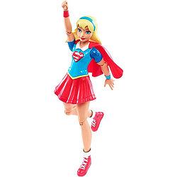 DC Super Hero Girls Фигурка Супергерл, 15 см