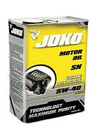 Моторное масло JOKO Gasoline 5W40 SN/CF 5W40 4L