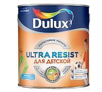 Краска Dulux ULTRA RESIST для детской