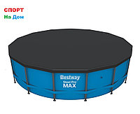Тент для каркасного бассейна, Bestway 58249, размер 488 см.