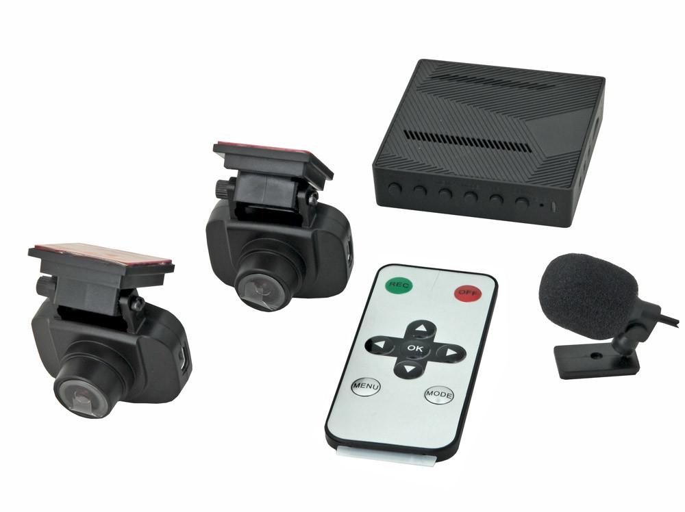 Автомобильный видеорегистратор INCAR VR-982 (2 камеры)