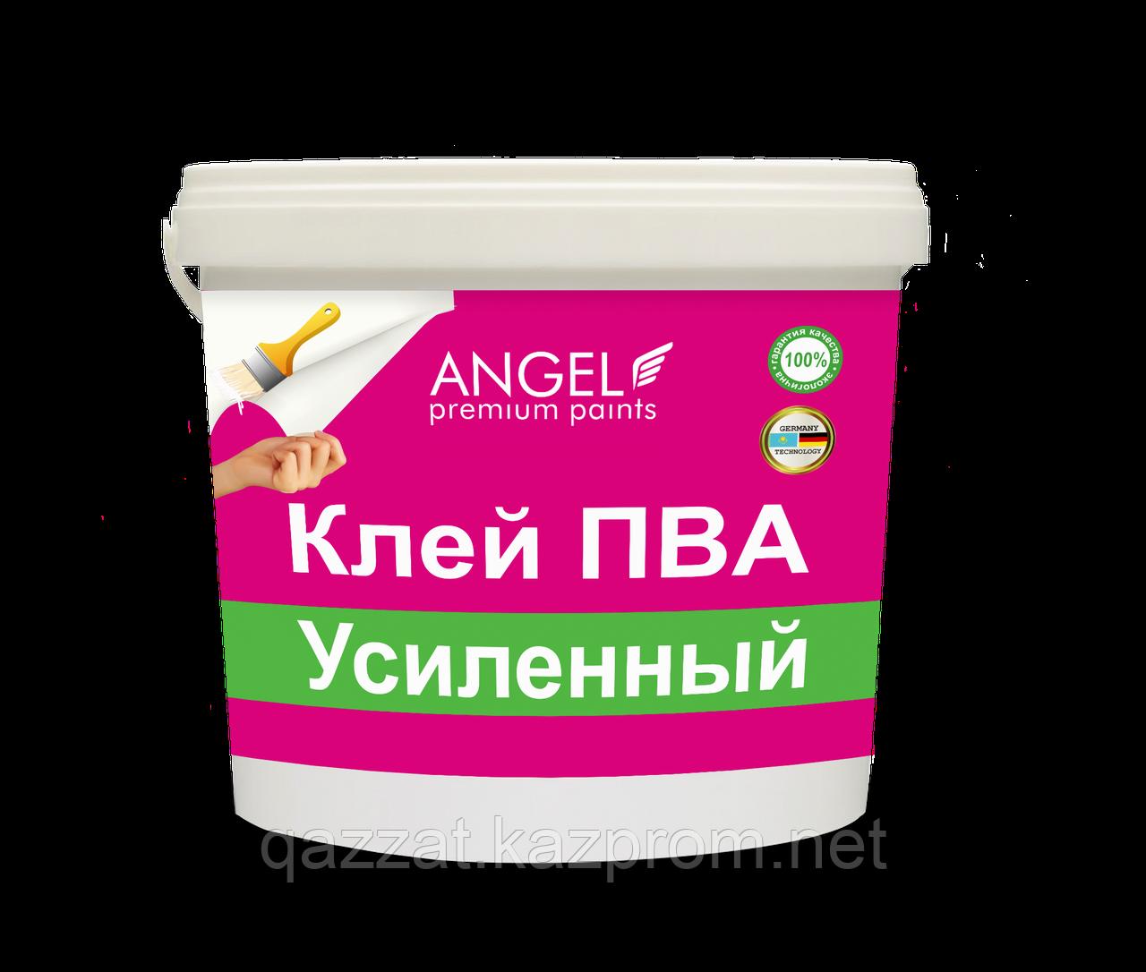 """Клей ПВА усиленный """"Angel""""  5 кг"""