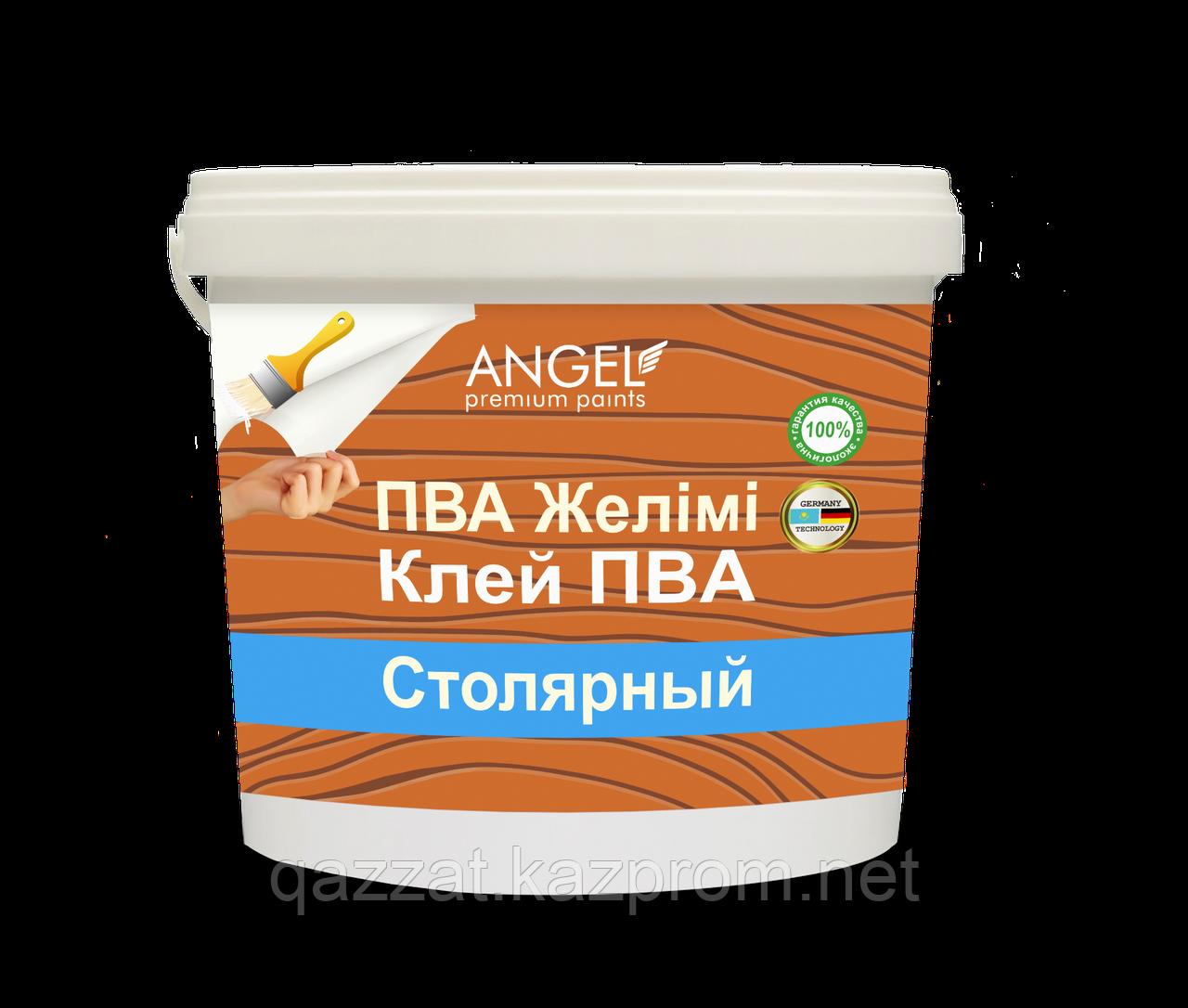 "Клей ПВА столярный ""Angel""  10 кг"