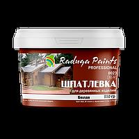 Шпатлевка для дерева РАДУГА-0023 акриловая тик