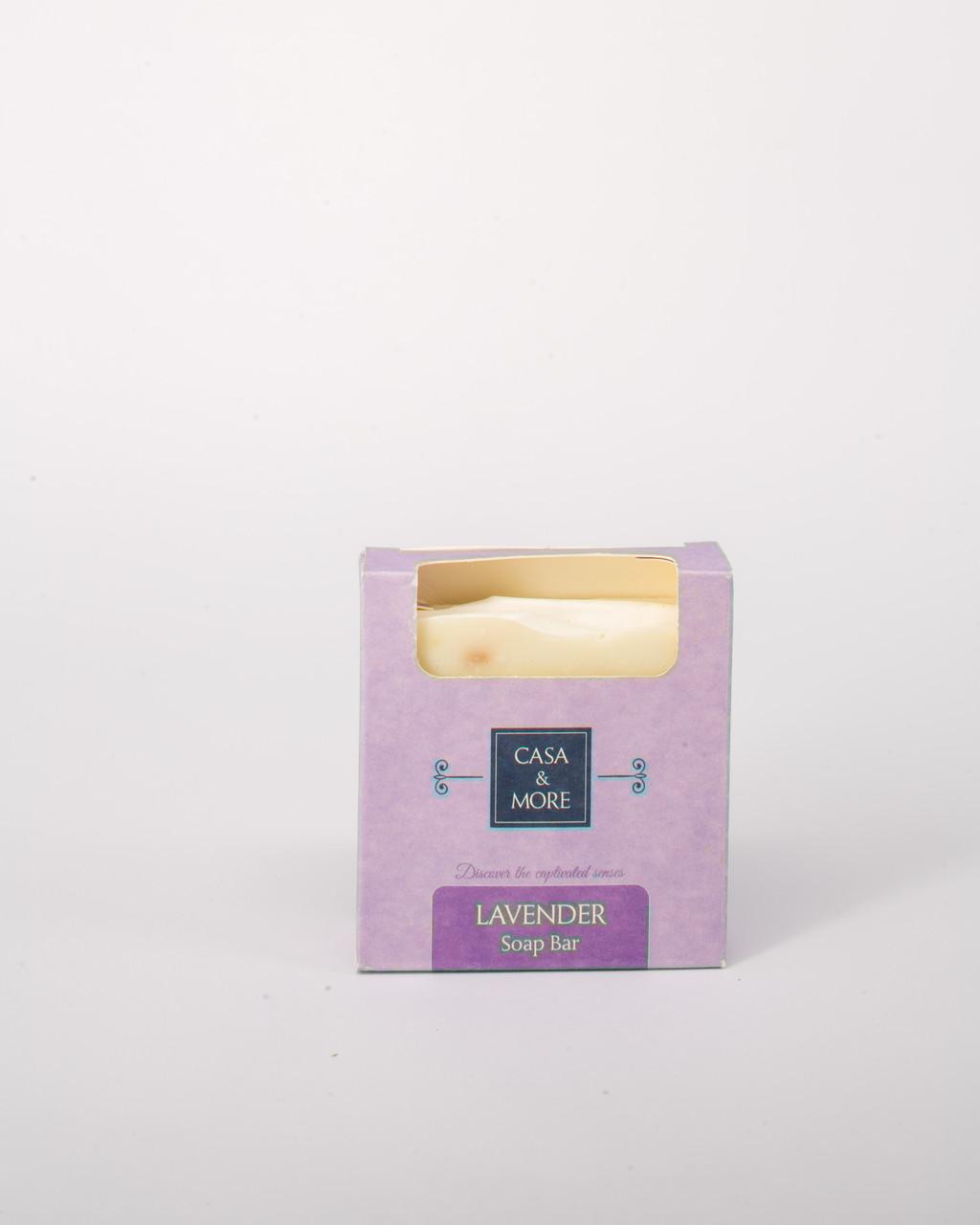 Натуральное мыло - LAVANDER