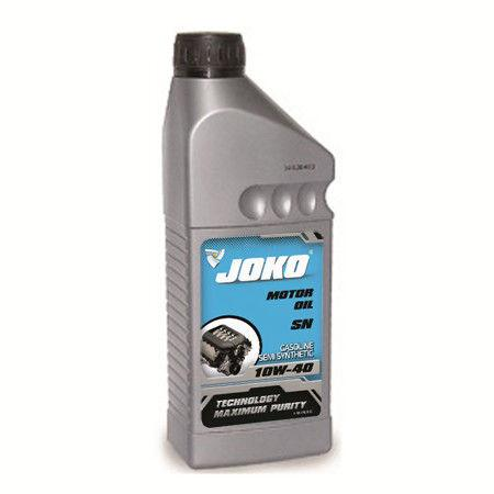 Моторное масло JOKO GASOLINE Semi-synthetic SN/CF A3/B4 10w-40 1л